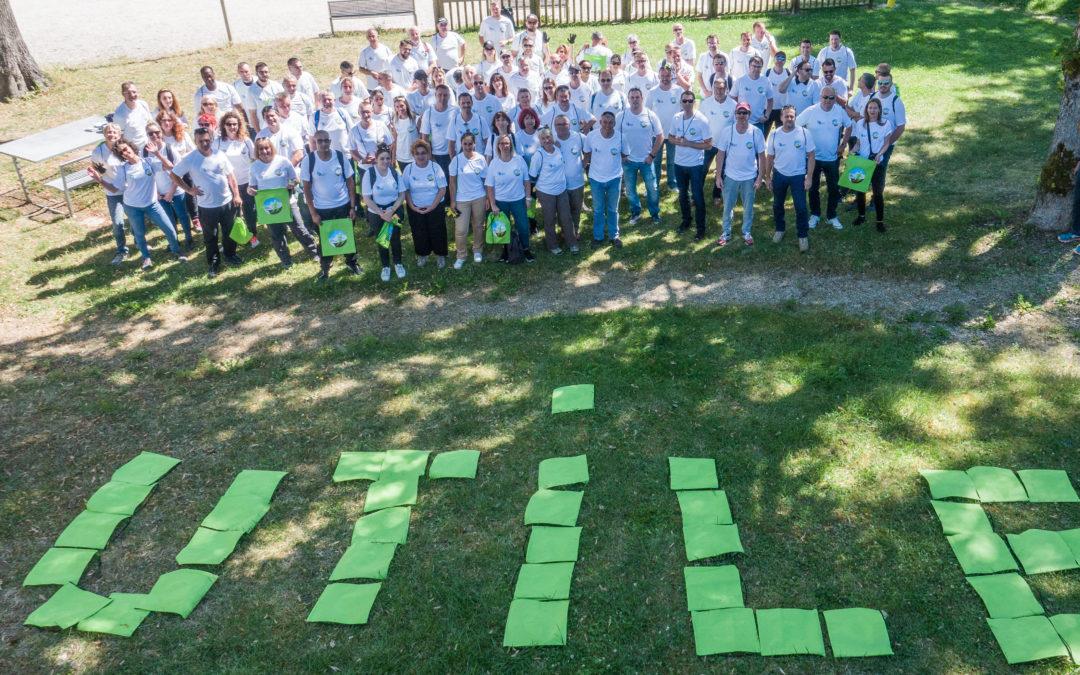 Dijon, courir utile avec Trail Runner Foundation